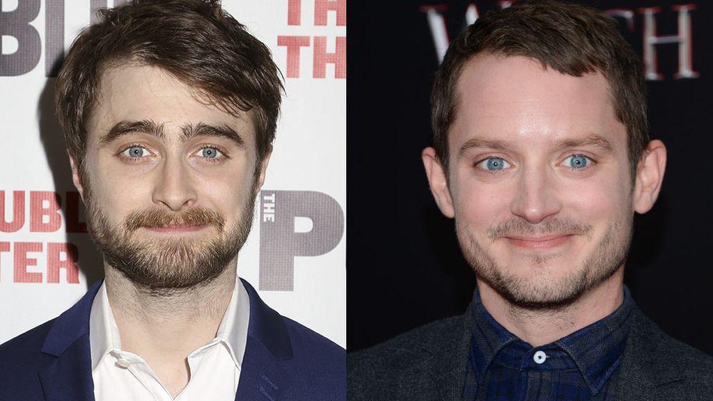 Famosos separados al nacer: Daniel Radcliffe y Elijah Wood