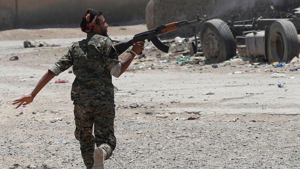 Entra en vigor el alto el fuego en el suroeste de Siria gestionado por Rusia y EEUU