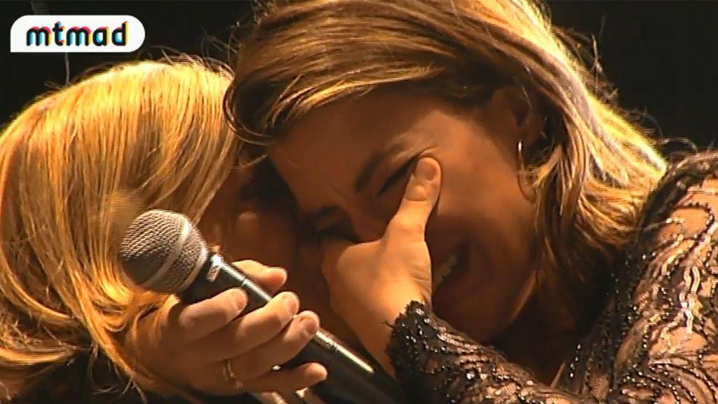 Dulceida, llorando como nunca en el cierre del 'Dulceweekend'