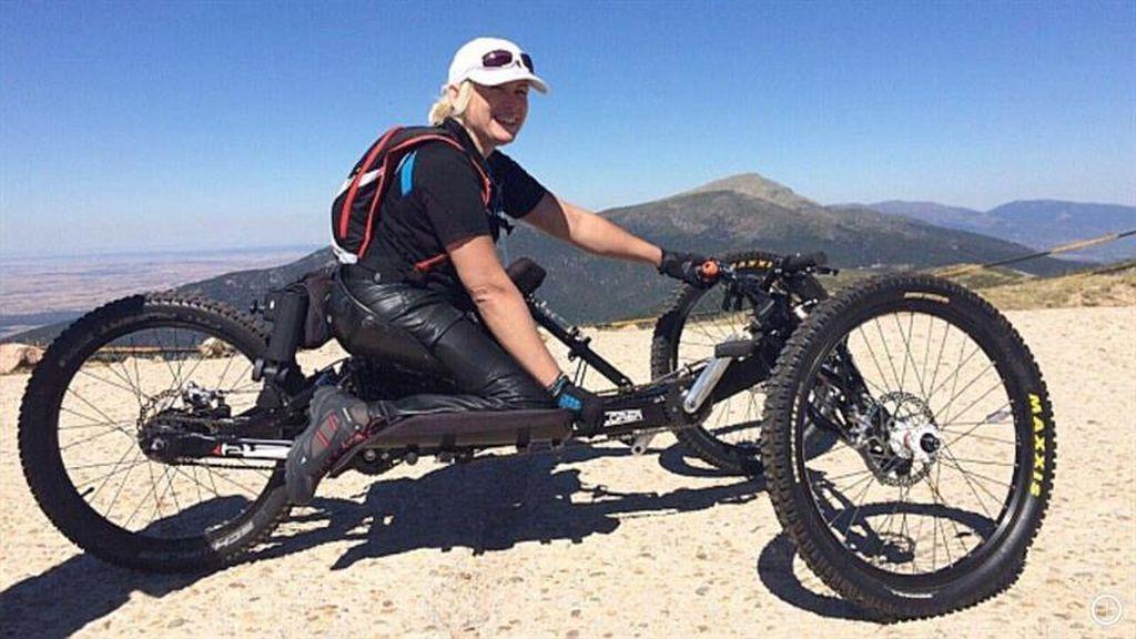 Detenido el hombre que robó la bicicleta de la atleta paralímpica Gema Hassen-Bey