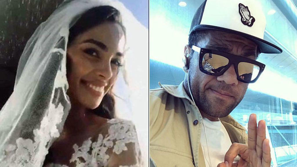 La 'dura resaca' de Dani Alves tras su boda en Formentera: carga contra Bartomeu en redes