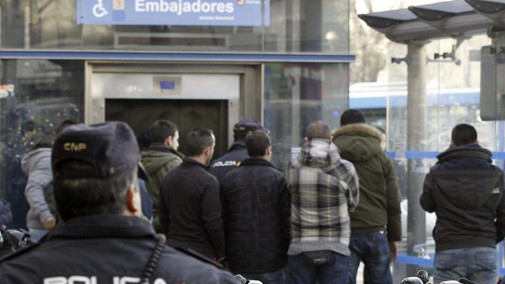 Condenado a 20 años de cárcel el marfileño que mató a un policía al arrojarle a las vías del metro en Madrid