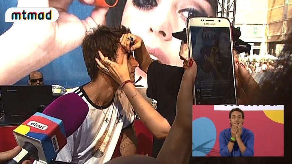 Gigi Vives deja hecho un Cristo a Alex Domenech