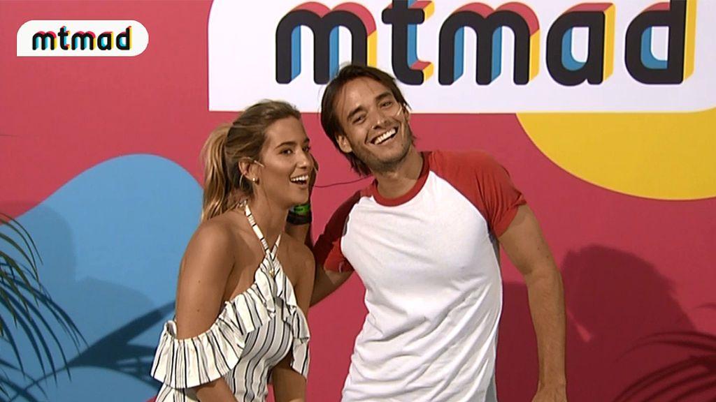 ¡Qué monos! Con estas locuras se demuestran su amor María Pombo y Pablo Castellano