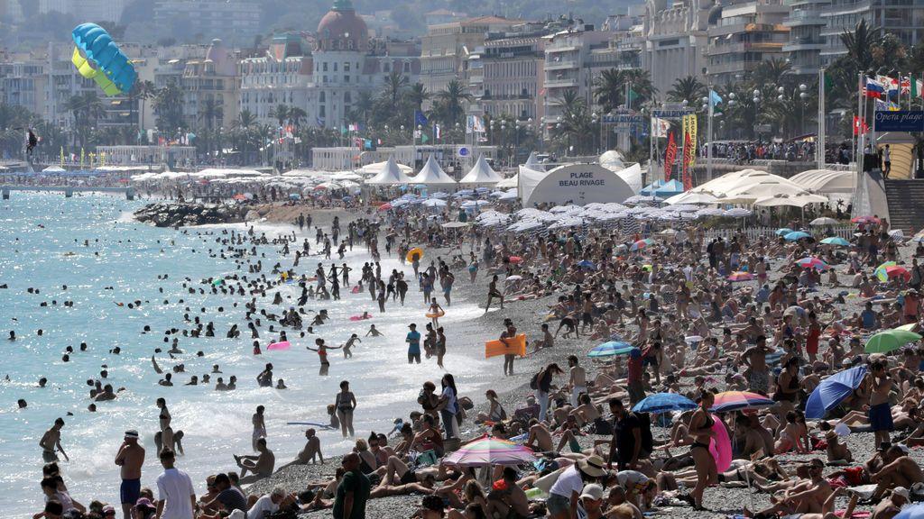 Playa de Niza, Francia