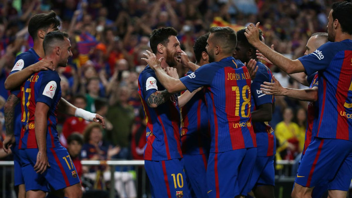 Ter Stegen y André Gomes, únicos ausentes del Barcelona en la International Champions Cup