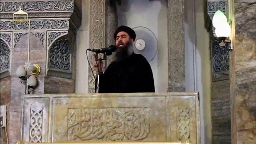 El Observatorio Sirio para los DDHH asegura que Al Baghdadi ha muerto