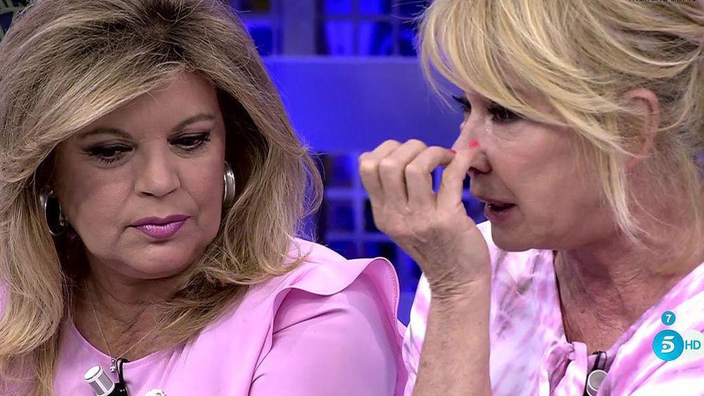 """Mila Ximénez, a Terelu: """"Sería una cerdada amargarte el momento, te deseo lo mejor"""""""