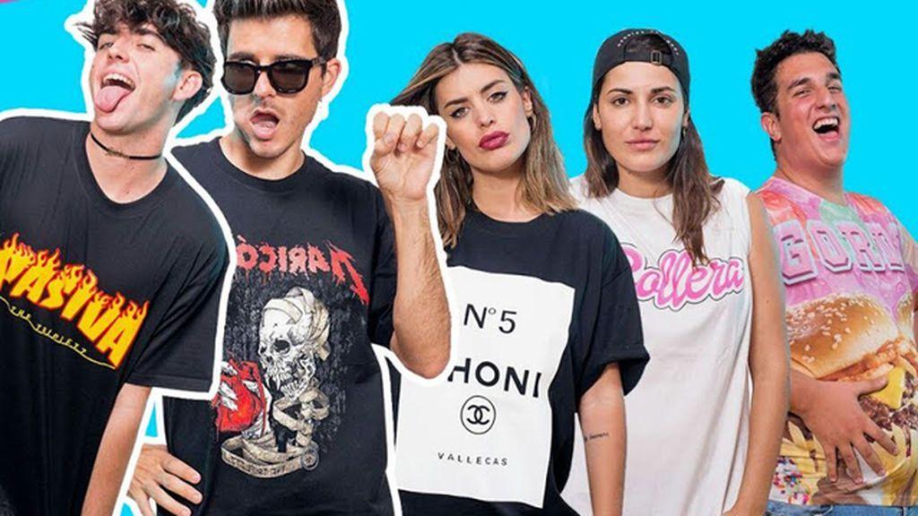 Ten ovarios de llevarlas: bollera, gorda, maricón... camisetas que luchan contra el bullying
