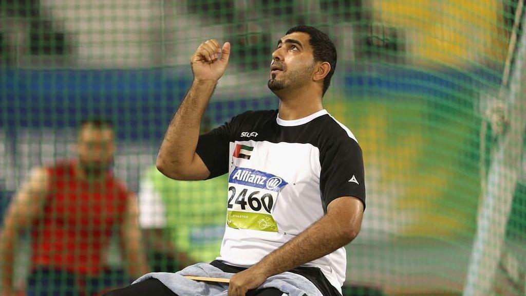 Muere el atleta paralímpico Abdullah Hayayei al recibir un fuerte golpe mientras entrenaba