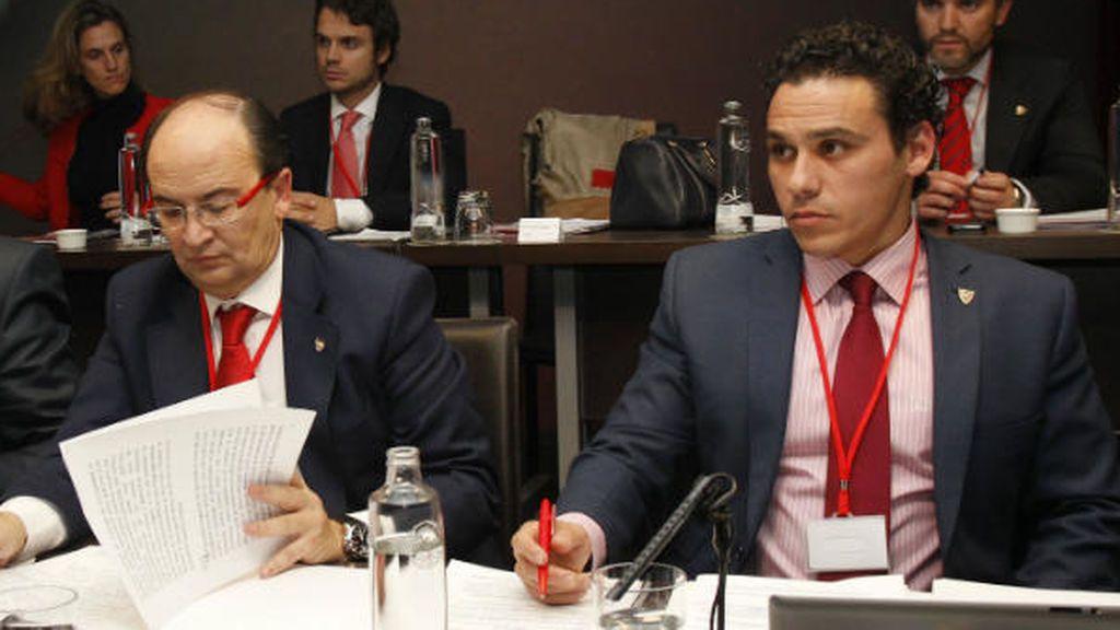 Del Nido Carrasco dimite como vicepresidente del Sevilla, según 'El Desmarque'