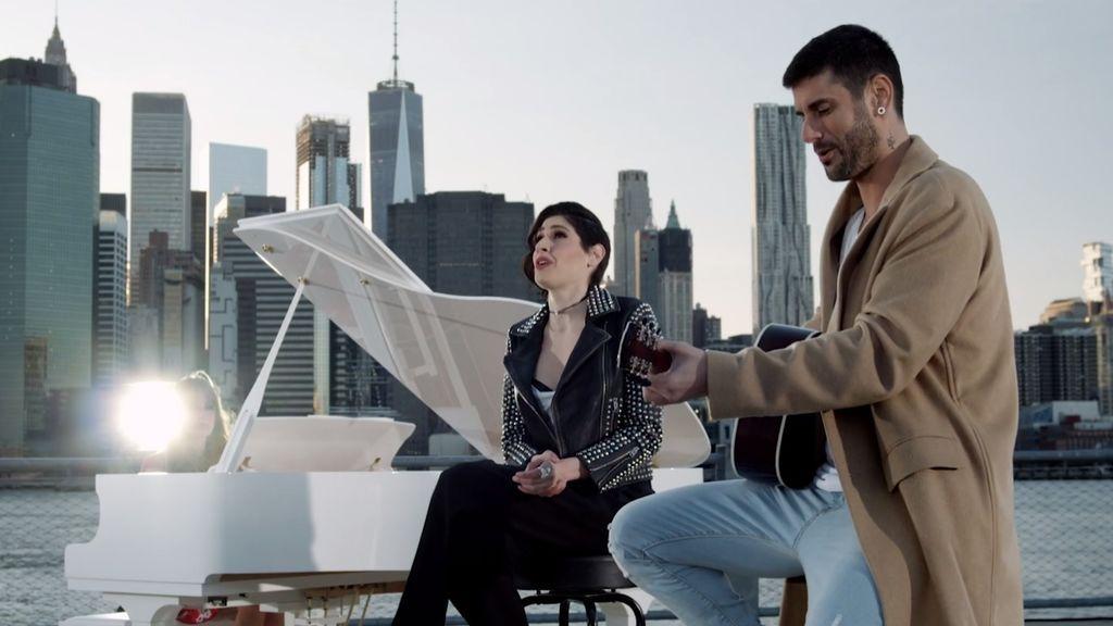 ¡Gana un viaje para dos personas a Nueva York gracias a Melendi!