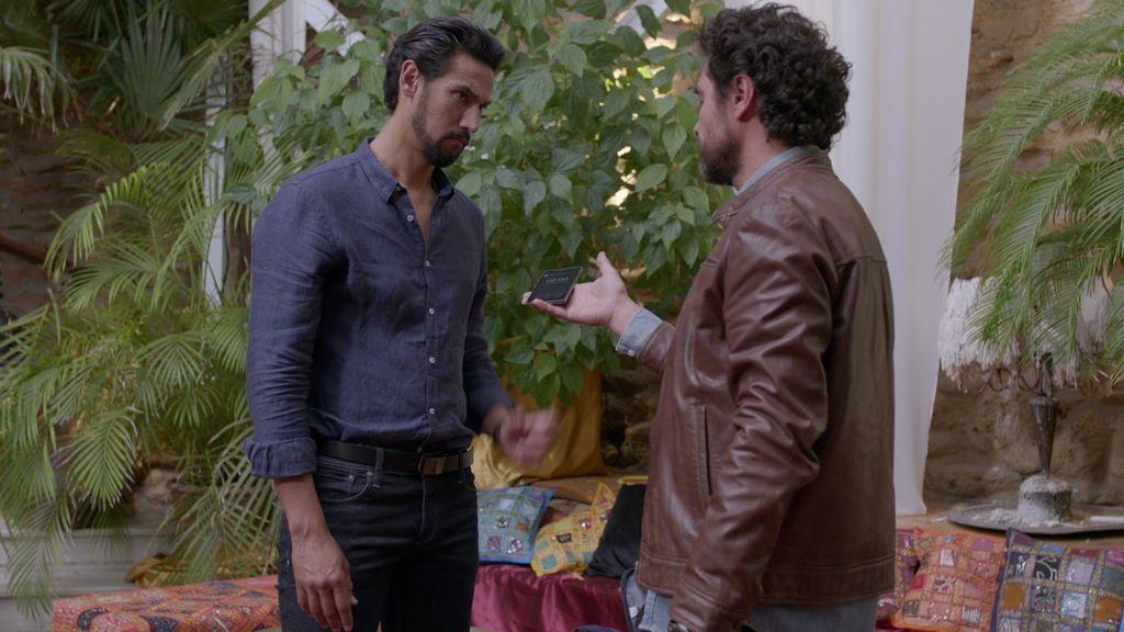 La prueba de fidelidad del teniente Menéndez que hace que Bruno confíe ciegamente en él