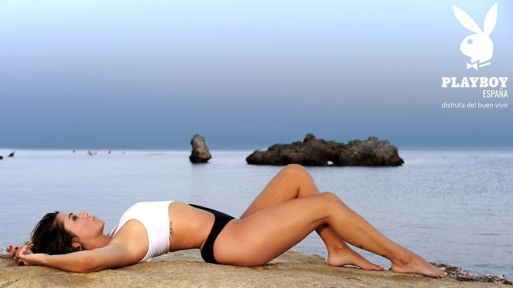 Elena Tablada es la nueva portada de Playboy