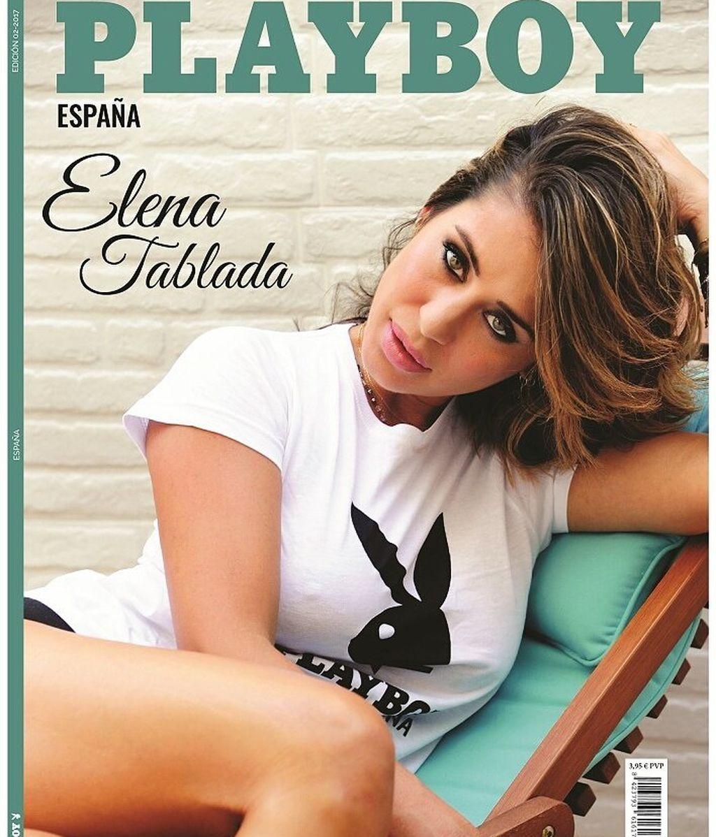 Elena Tablada portada playboy