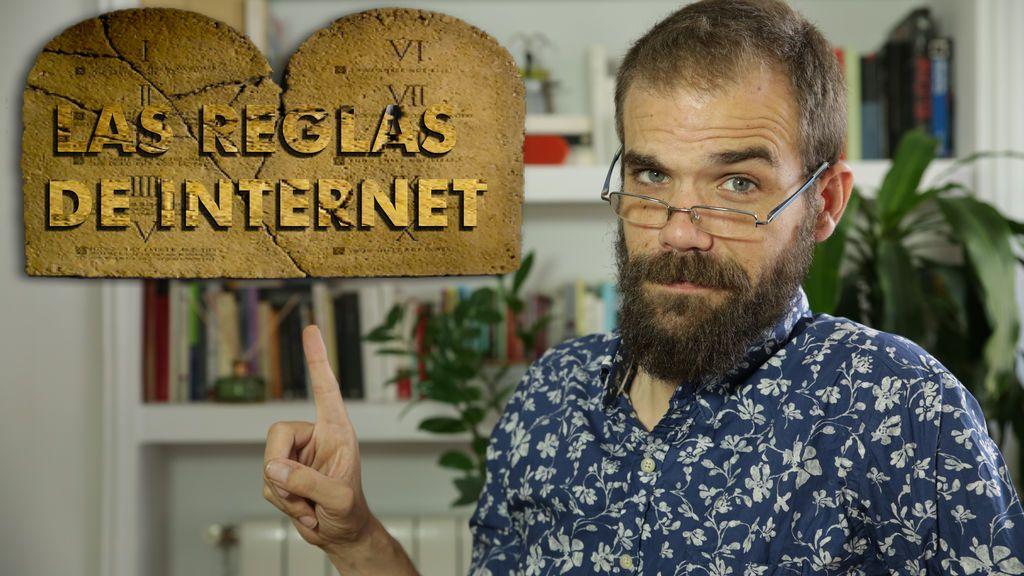 Lo estás haciendo mal... ¡Aprende estas cuatro reglas y dominarás Internet!