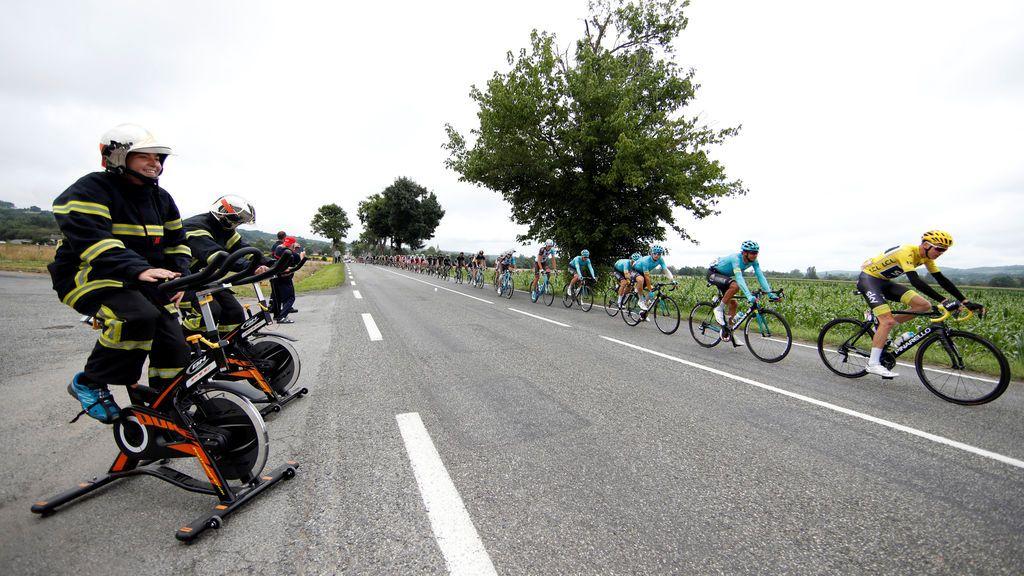 La 104ª carrera ciclista del Tour de Francia