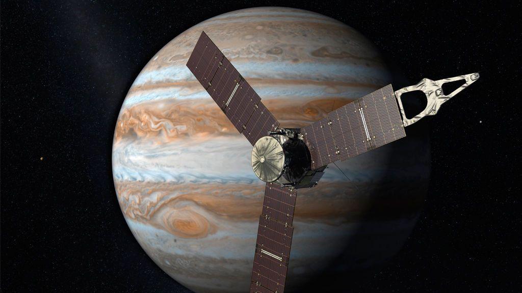 Las mejores imágenes de la 'Gran Mancha Roja' de Júpiter