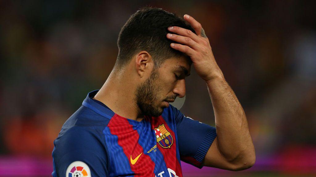 ¿Por qué Luis Suárez nunca se quita la camiseta? Un descuido desvela su secreto