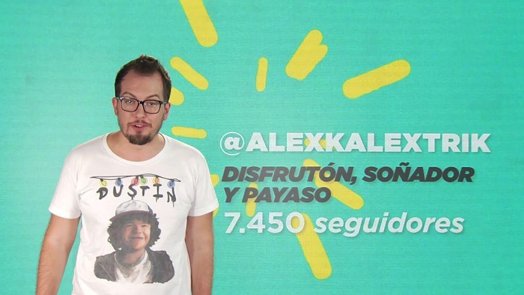 """Álex Padilla, el chico sin vergüenza y """"un tanto payaso"""" de 'Snacks'"""