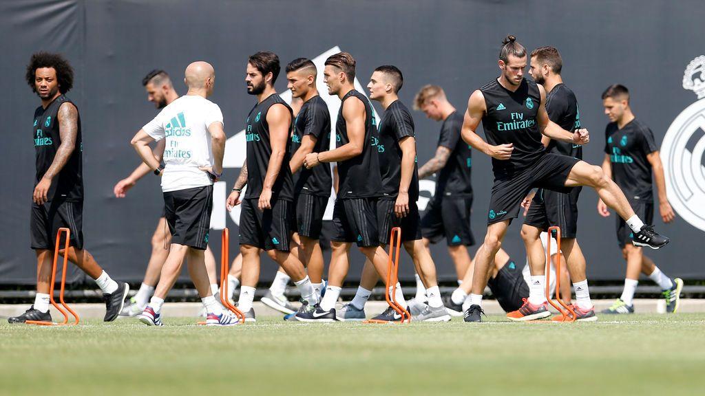 Una amenaza de bomba provoca el desalojo de UCLA, donde entrena el Real Madrid en Los Ángeles