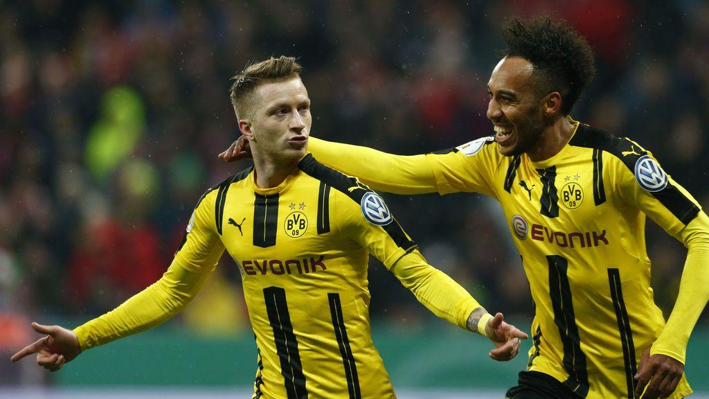 Borussia Dortmund - Milan: 8 Copas de Europa se miden en el debut