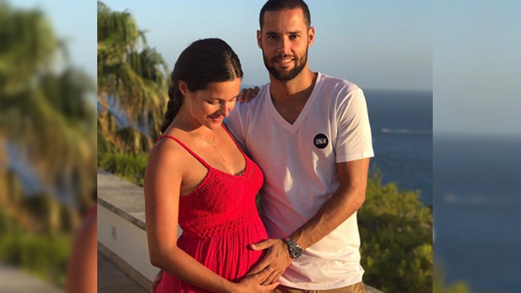 ¡Mario Suárez Costa ya está en camino! Malena, ingresada para dar a luz