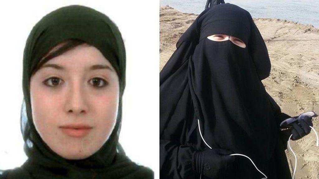 Prisión sin fianza para las viudas de los yihadistas 'Kokito Castillejos' y Mourad Kadi