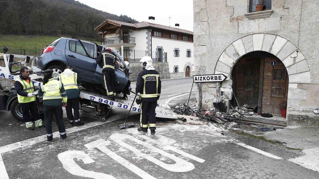 Aumentan los muertos en las carreteras españolas en 2016