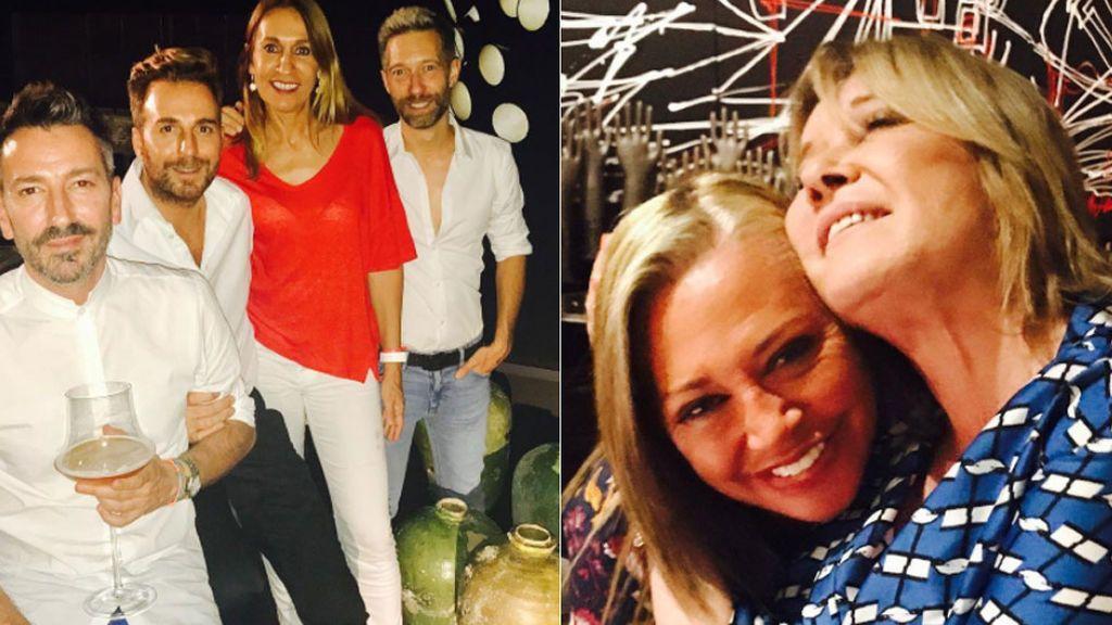 'Sálvame' celebra con Joaquín Torres su cumpleaños