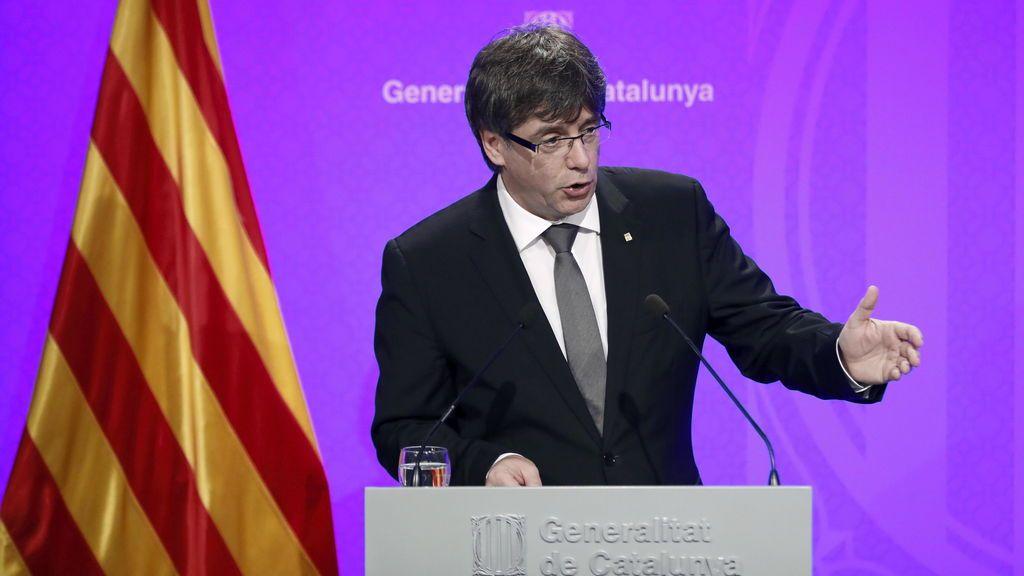 Turull, Forn y Ponsatí, nuevos consejeros del Gobierno de Puigdemont