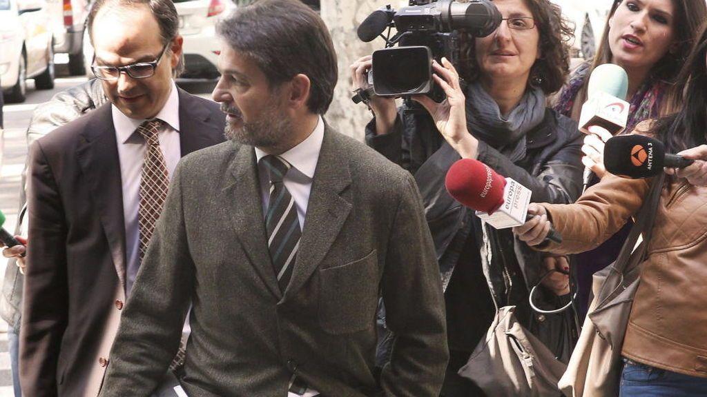 Oriol Pujol acepta dos años y medio de cárcel por el caso ITV