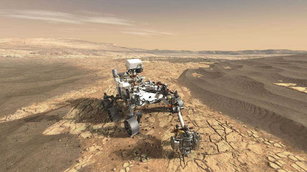 La NASA admite que no tiene suficiente dinero para una misión tripulada a Marte