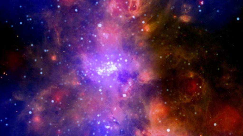 La bella imagen de una nube molecular cercana a la Tierra