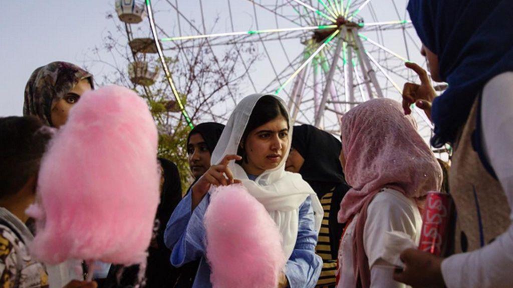 Malala celebra su cumpleaños en Iraq tras la liberación de Mosul
