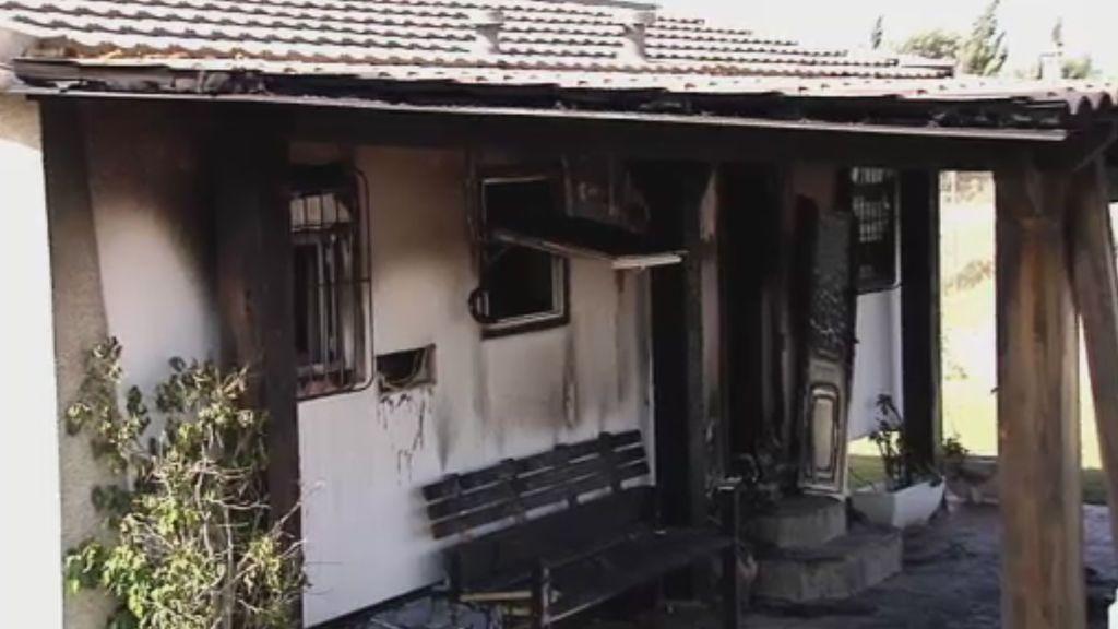 Fallecen un padre y su hija de 5 años en el incendio de una vivienda de Vejer (Cádiz)