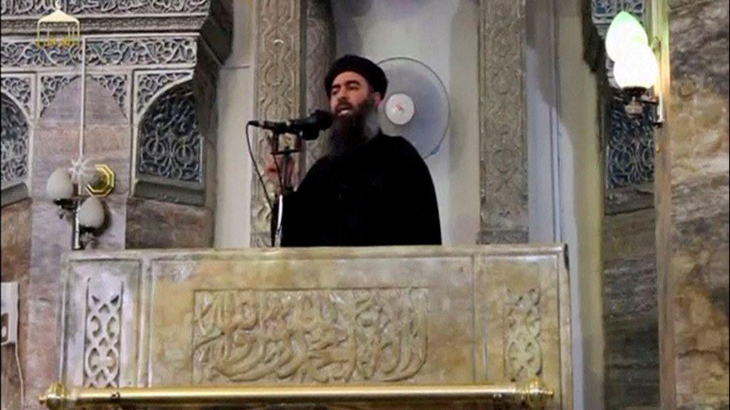 Las autoridades iraquíes sitúan a Al Baghdadi vivo y en Siria