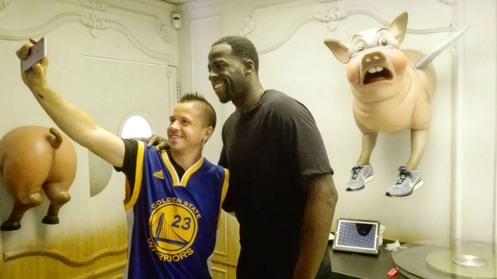 Draymond Green 'ficha' a Dabiz Muñoz para los Warriors de Curry, Durant y compañía