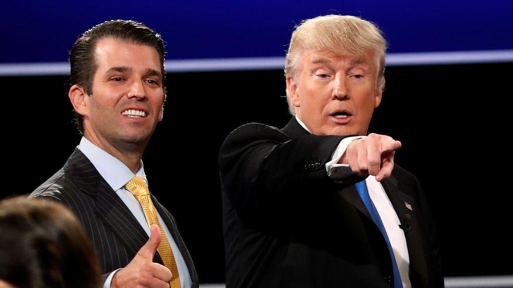 La campaña de Trump pagó 50.000 dólares a los abogados de su hijo antes de conocerse su reunión con la letrada rusa