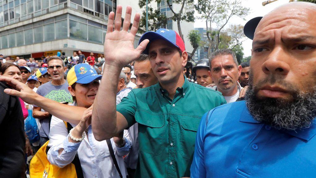 Las 5 claves para entender cómo funcionará el plebiscito convocado por la oposición venezolana