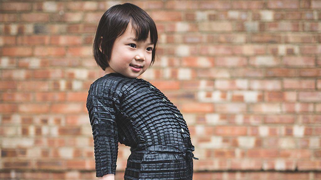 La ropa inteligente que crece con los niños ya está aquí