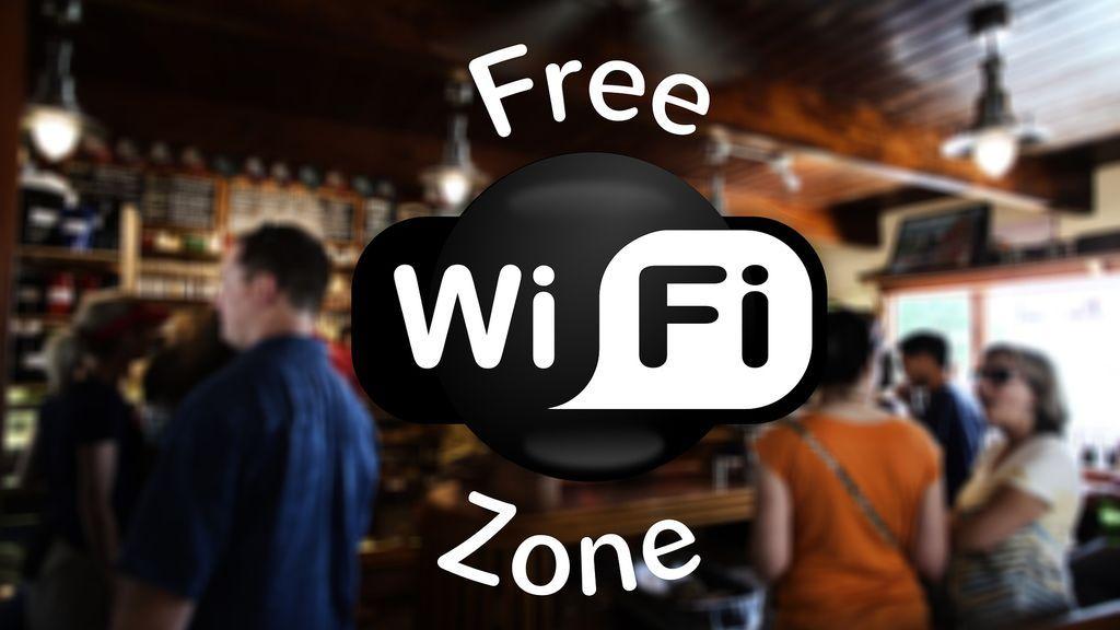 22.000 personas aceptan limpiar baños, sin saberlo, a cambio de tener Wi-Fi gratis