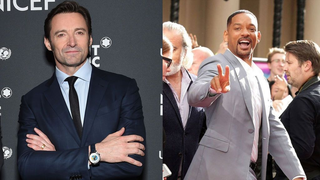 Will Smith será el genio de 'Aladín' y Hugh Jackman interpretará a Scar en 'El Rey León'