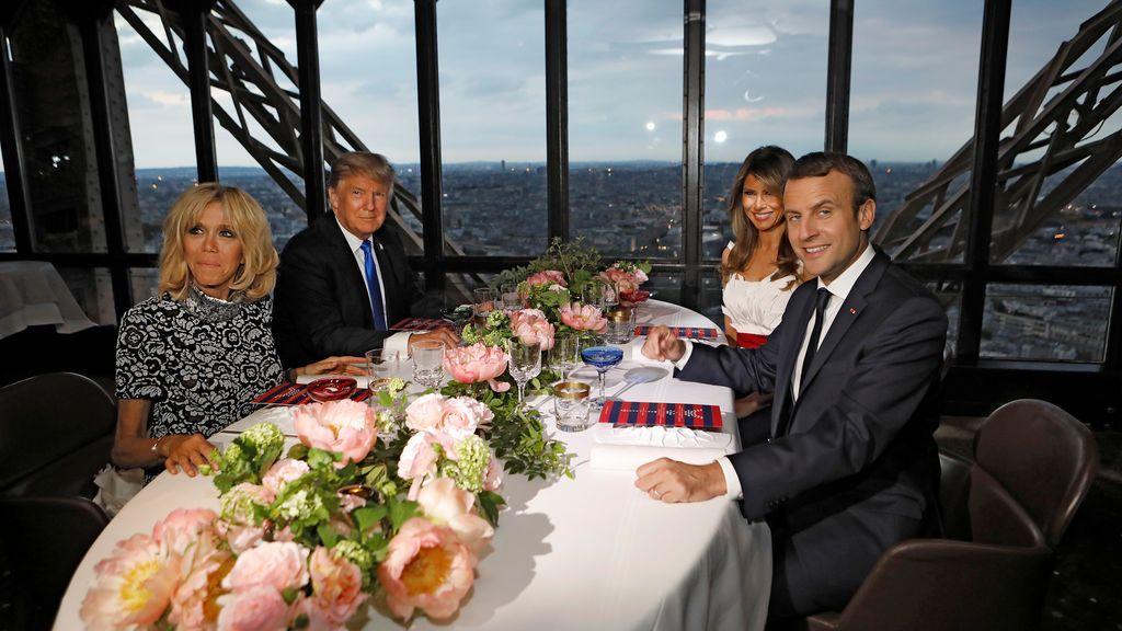 """Una ministra australiana critica a Trump por decir a Brigitte Macron que tenía """"muy buen tipo"""""""