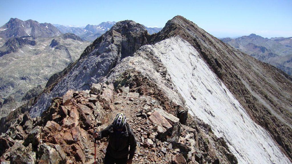 Un montañero muerto y ocho heridos en nueve rescates este fin de semana en el Pirineo aragonés