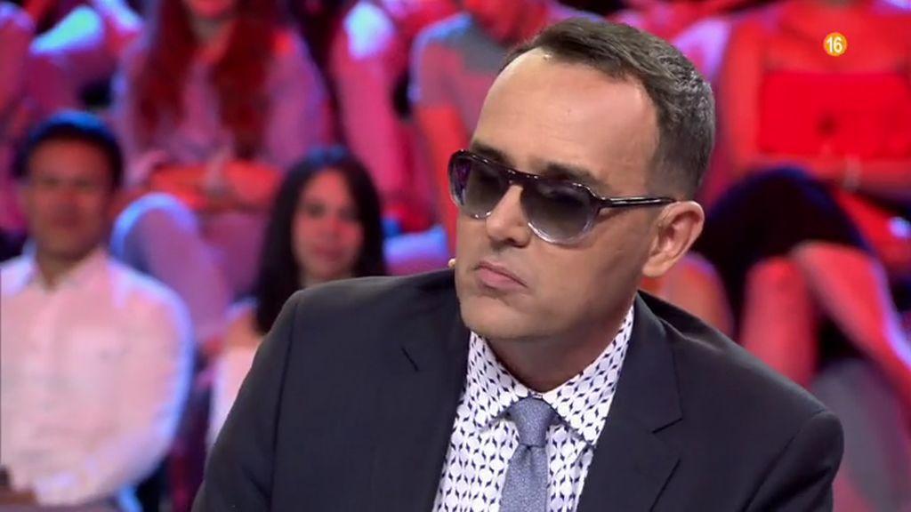 Carlos Baute entrevista a Risto, hoy en 'All you need is love'