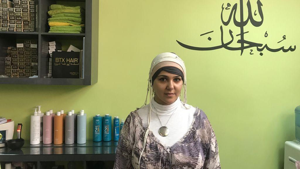 Ser mujer, musulmana y emprendedora: la triple lucha que libra Yasmin Salem en España