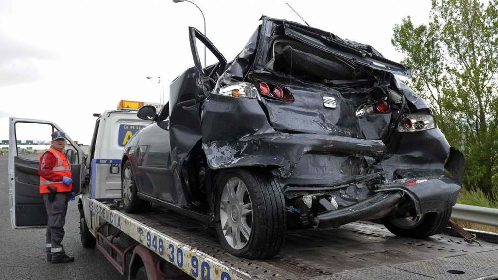 Ocho fallecidos, entre ellos tres motoristas y un ciclista, en las carreteras españoles este fin de semana