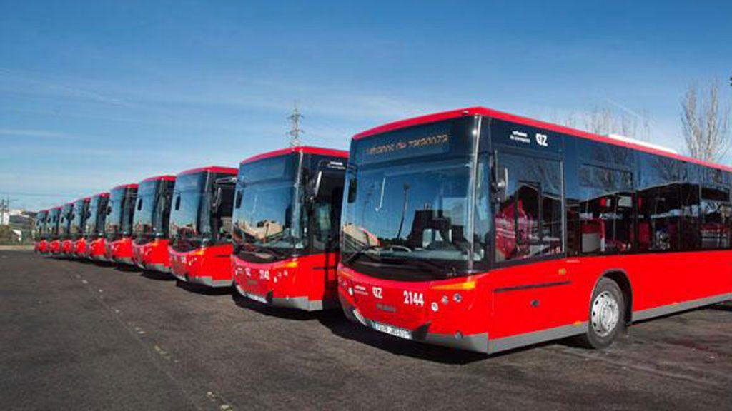 Autobuses urbanos de Zaragoza