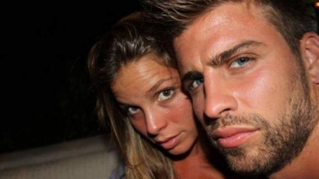¿Qué opina la ex novia de Piqué de Shakira?